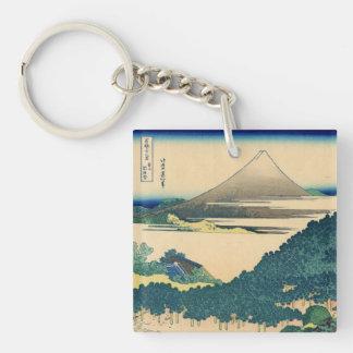 Cushion Pine at Aoyama Key Ring