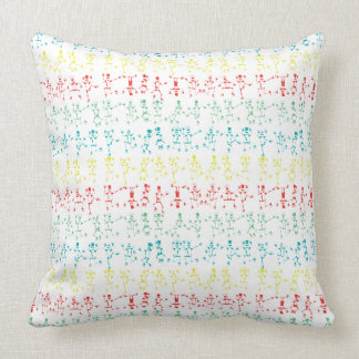Cushion Polyester square robo
