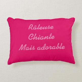 "Cushion ""Shitting but adorable Grouser """