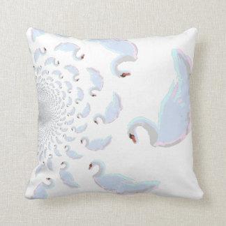 Cushion Swans