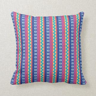Cushion without horizontal lines just stripes