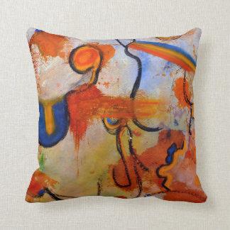 Cushy Cushions, Abstract Cushion 41 cm x 41 cm