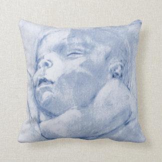 CushyCushions Baby Boy Cushion