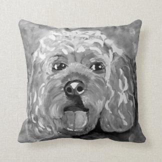CushyCushions Cavapoo, Dog Cushion