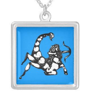 Cusper: Scorpio/Sagittarius Archer necklace
