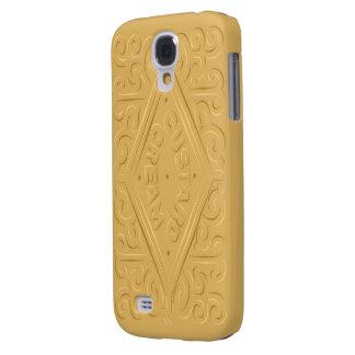 Custard Cream S4 Galaxy S4 Case