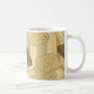 Custard Cream - Tea Mug