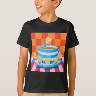 Custard Cream Tea T-Shirt