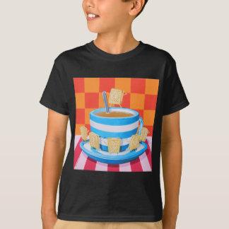 Custard Cream Tea T-Shirt