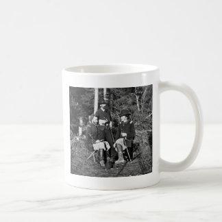 Custer & Friends, 1860s Mug