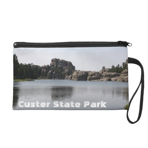 Custer State Park Wristlet