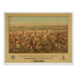 Custer's Last Fight (2610A) Poster