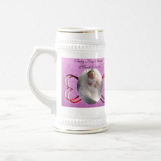 Custimizable Blessing Memento Stien Coffee Mug