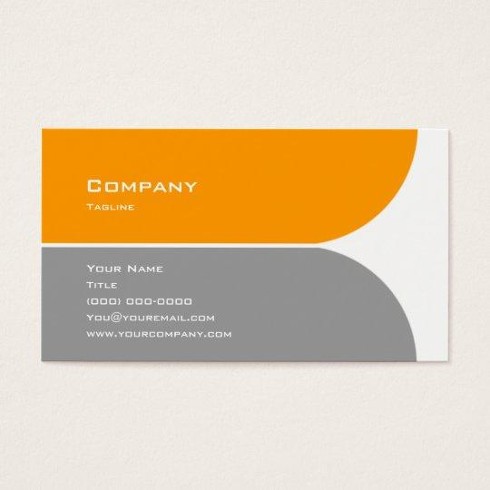 Custom 145 business card