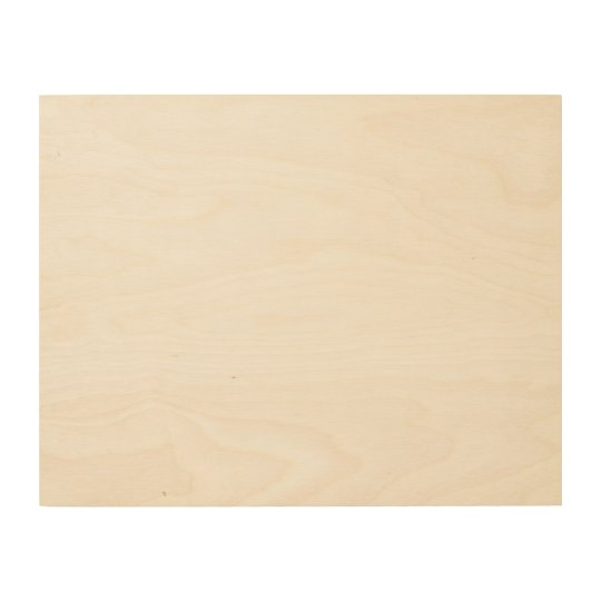 "35.6 cm x 28 cm (14"" x 11"") Wood Wall Art"