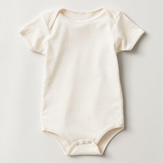 American Apparel Organic Bodysuit, Natural