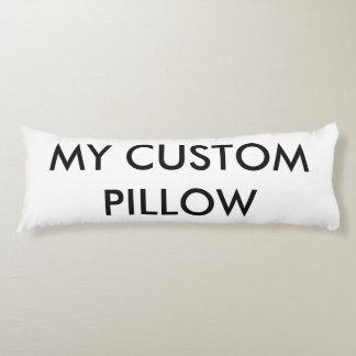 "Custom 20""x54"" Grade A Cotton Body Pillow Template"