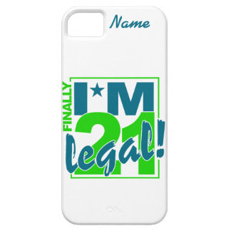 Custom 21 & Legal iPhone Case-Mate
