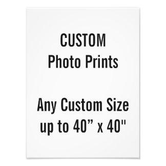 Custom 30 x 40 cm Photo Print (or any custom size)