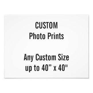 Custom 400x300mm Photo Print (or any custom size)