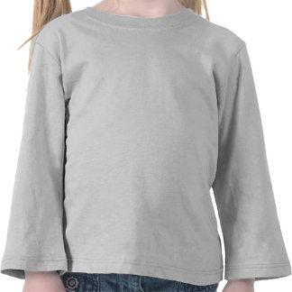 Custom 4T Toddler Long Sleeve Tshirt