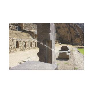 "Custom (53.34cm x 33.02cm), 3.8 cm (1.5""), Single Canvas Print"