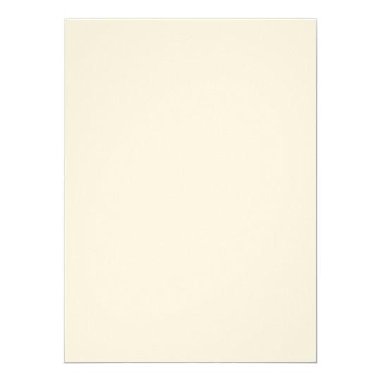 Felt Ecru 14 cm x 19 cm, Standard white envelopes included