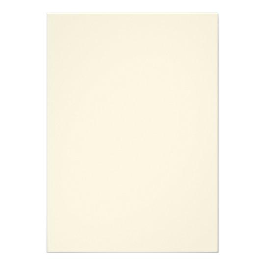 Felt Ecru 12.7 cm x 17.8 cm, Standard white envelopes included