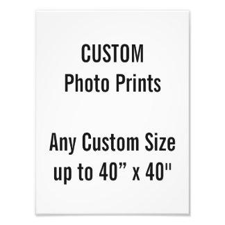 "Custom 9"" x 12"" Photo Print (or any custom size)"