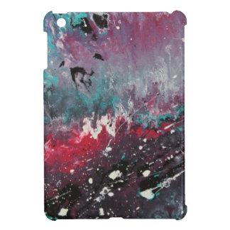 Custom abstract art case for the iPad mini
