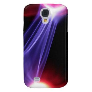 Custom Abstract Galaxy S4 Cases