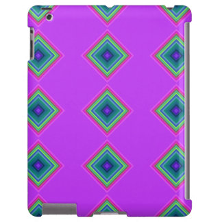Custom Abstract Pattern iPad Barely There Case