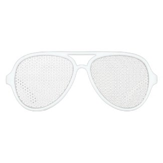 Custom Adult Aviator Party Shades