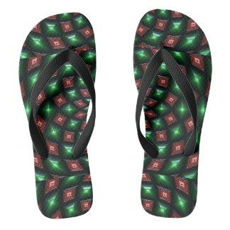 Custom Adult, Wide Straps Flip Flops