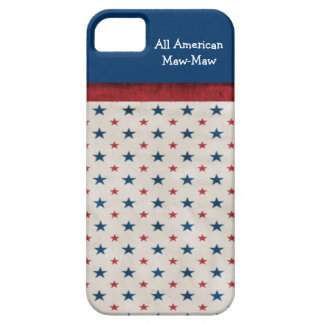 Custom All-American iPhone Case iPhone 5 Case