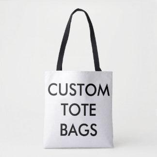 Custom ALL OVER PRINT TOTE BAG Blank Template