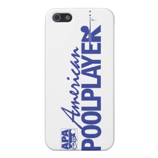 Custom American Pool Player - Blue Case For The iPhone 5