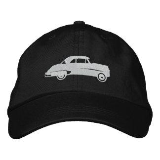 Custom Auto Embroidered Hat