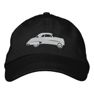 Custom Auto Embroidered Hat