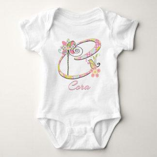 Custom Baby Bird Garden Infant Creeper