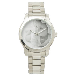 Custom Baby or Child Photo Watch
