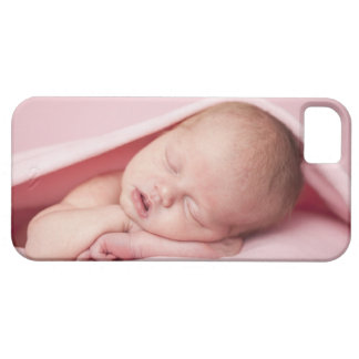 Custom Baby Photo iPhone 5 Barely There Case