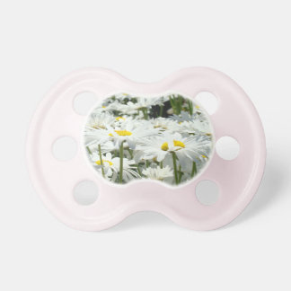 Custom Baby Shower Gifts Daisies Pacifiers