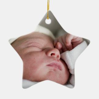 Custom Babys 1st Christmas Ornament