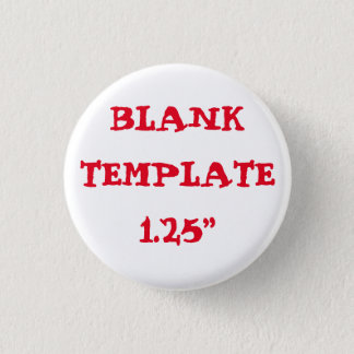 "Custom Bachelorette Blank Template 1.25"" Button"