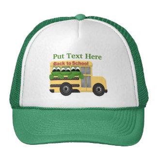 Custom Back To School Gift Hats