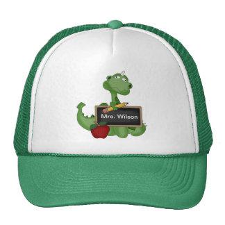 Custom Back To School Teacher Appreciation Gift Cap