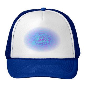 Custom Background Color Space Egg Cap