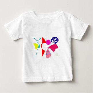 Custom Background Color Unbalance Baby T-Shirt