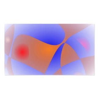 Custom Background Orange Juice Business Card Template